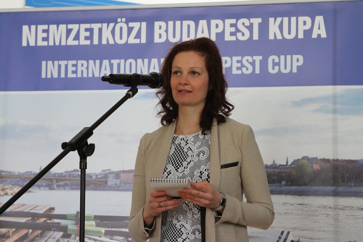 dr. Gyalog Cecilia MESZ főtitkár